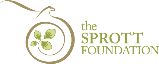 Logo of The Sprott Foundation